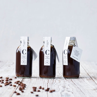 Nicolas Vahé - Iced coffee mint chocolate
