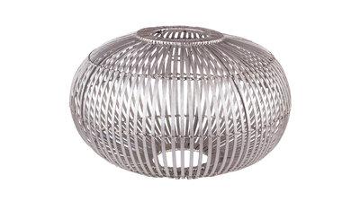 Broste Copenhagen - Lampenschirm Zep Silber Small