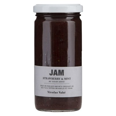 Nicolas Vahé - Jam with strawberries & mint