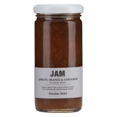 Nicolas Vahé - Jam with apricot, orange & cardamom