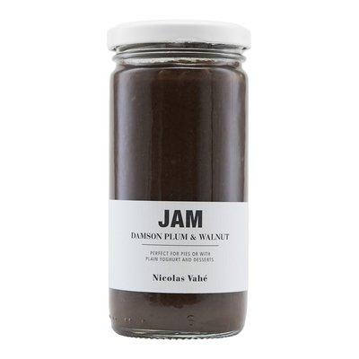 Nicolas Vahé - Jam with damson plum & walnut