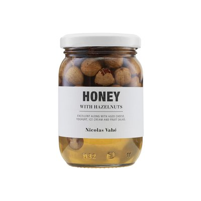 Nicolas Vahé - Hazelnuts in honey