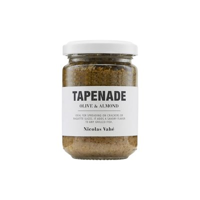 Nicolas Vahé - Tapenade with green olive & almond