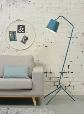 It's About RoMi - Stehlamp Barcelona Blau