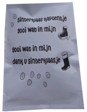(Op) de Maalzolder - Dufttasche Sinterklaas kapoentje
