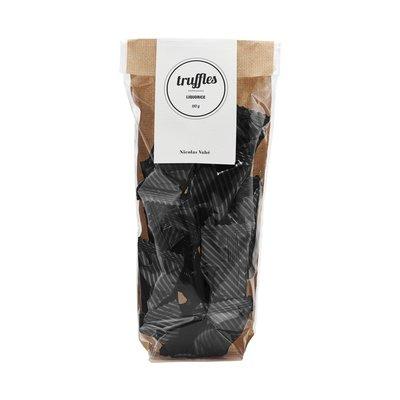Nicolas Vahé - Chocolate truffles with liquorice