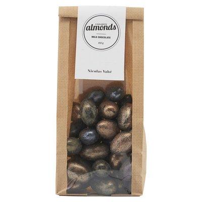 Nicolas Vahé - Dark chocolate with almonds & cinnamon