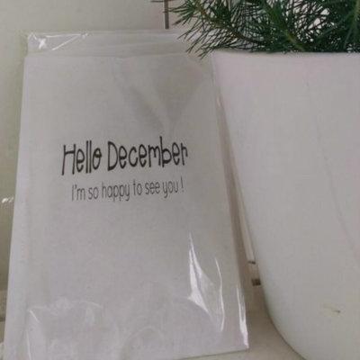 (Op) de Maalzolder - Dufttasche Hello december