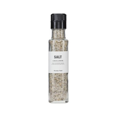 Nicolas Vahé - Salt with garlic & thyme