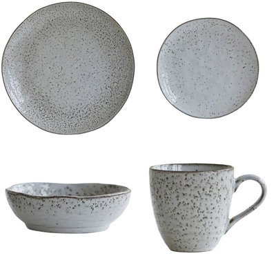 House Doctor - Rustic Basispakket servies klein