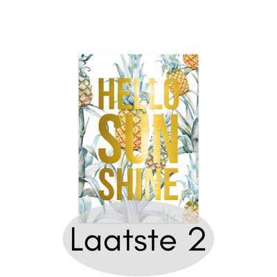 Studio Stationery - Kaart Sunshine