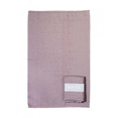 Mijn Stijl - Handtuch pink