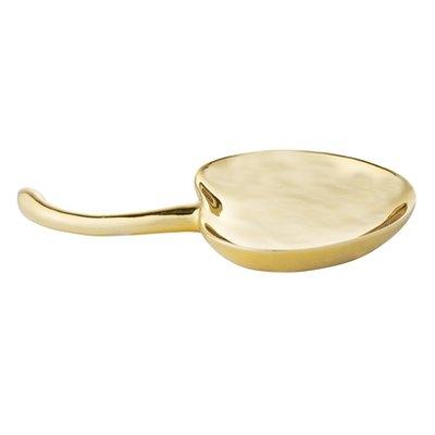Bloomingville - Schale Kirsche Gold