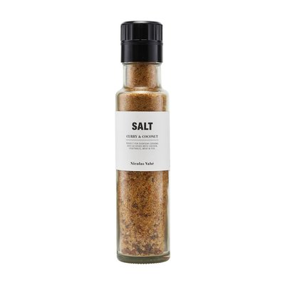 Nicolas Vahé - Salt Curry & coconut