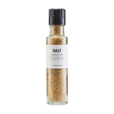 Nicolas Vahé - Salt Lemon & thyme