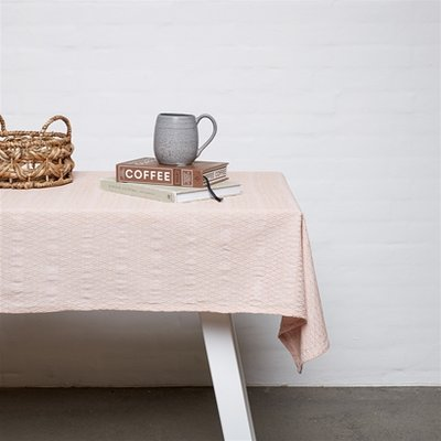 Bloomingville - Tischdecken Rose 340x140