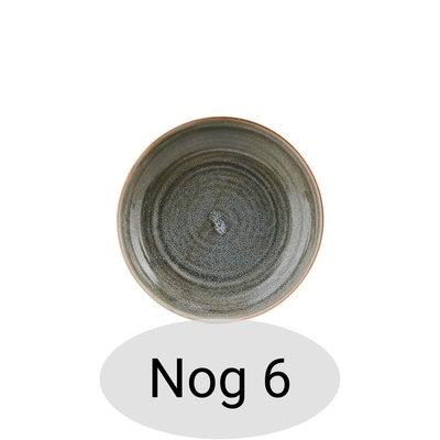 House Doctor - Nord Grey Frühstücksteller - Sale