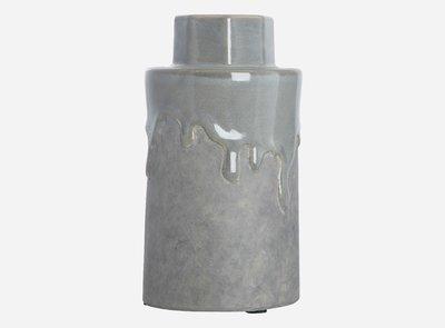 House Doctor - Vase Hexa cool grey z