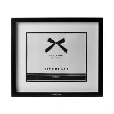 Riverdale - Bilderrahmen Fashion schwarz