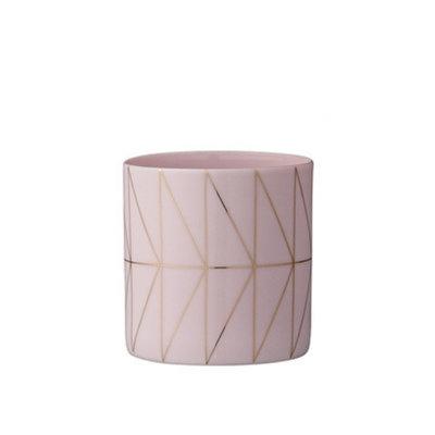 Bloomingville - Teelichthalter Rose 7x6,5Zm