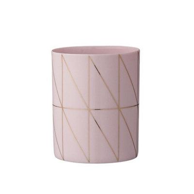 Bloomingville - Teelichthalter Rose 6x8Zm