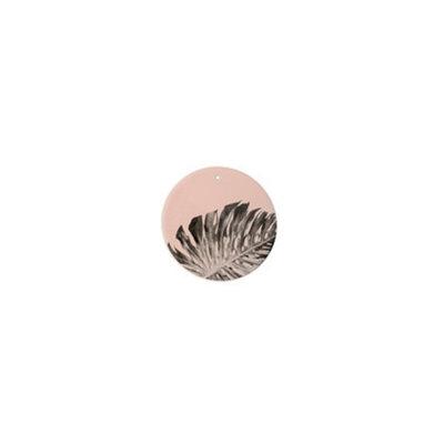 Bloomingville - Deko Teller Sooji pink