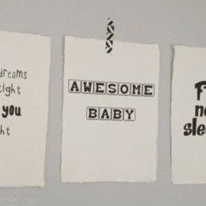 distelroos-Op-de-Maalzolder-poster-Awesome-baby