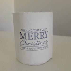 distelroos-AfroDutchPaperStone-Tealight-holder-merry-christmas-theelichthouder